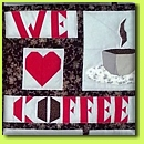 The Smell of Coffee 34 (Finished Quilts)